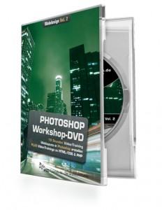 PSD-Tutorials.de Webdesign-Workshop DVD Vol. 2
