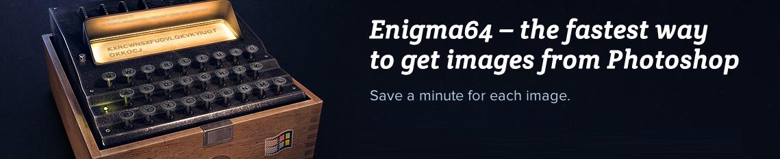 Enigma64 Photoshop Plugin