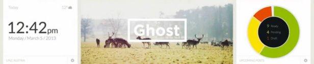 Die neue Blogging-Plattform Ghost vom ehemaligen WordPress Entwickler John O'Nolan