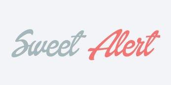 SweetAlert.js als alert() Alternative - Schöne Fehlermeldungen mit JavaScript
