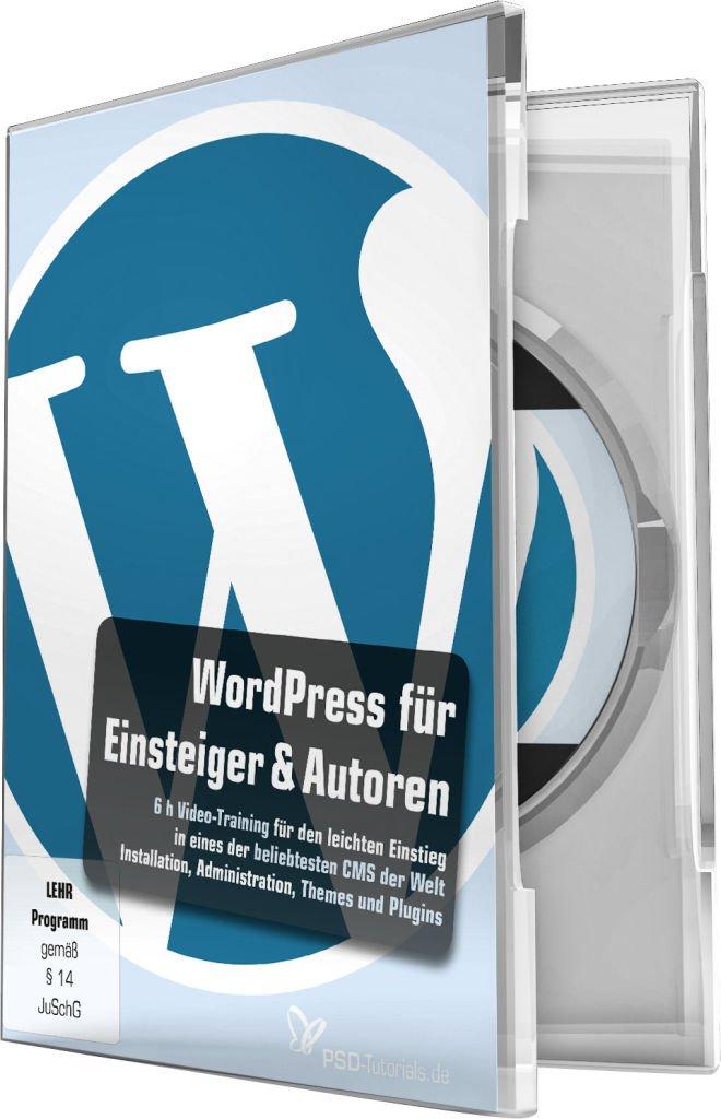 WordPress für Einsteiger und Autoren