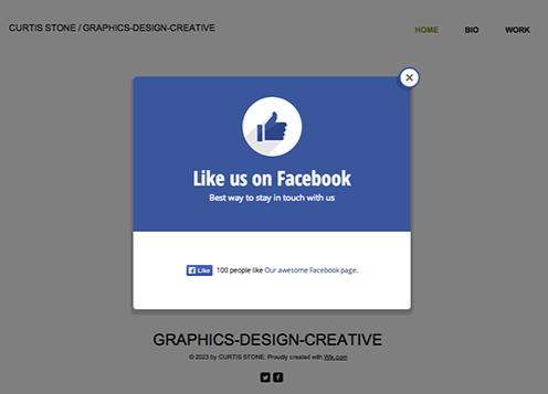 Facebook Like Overlay