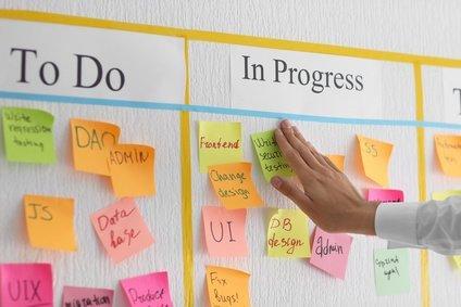 Agile Entwicklungsprozesse
