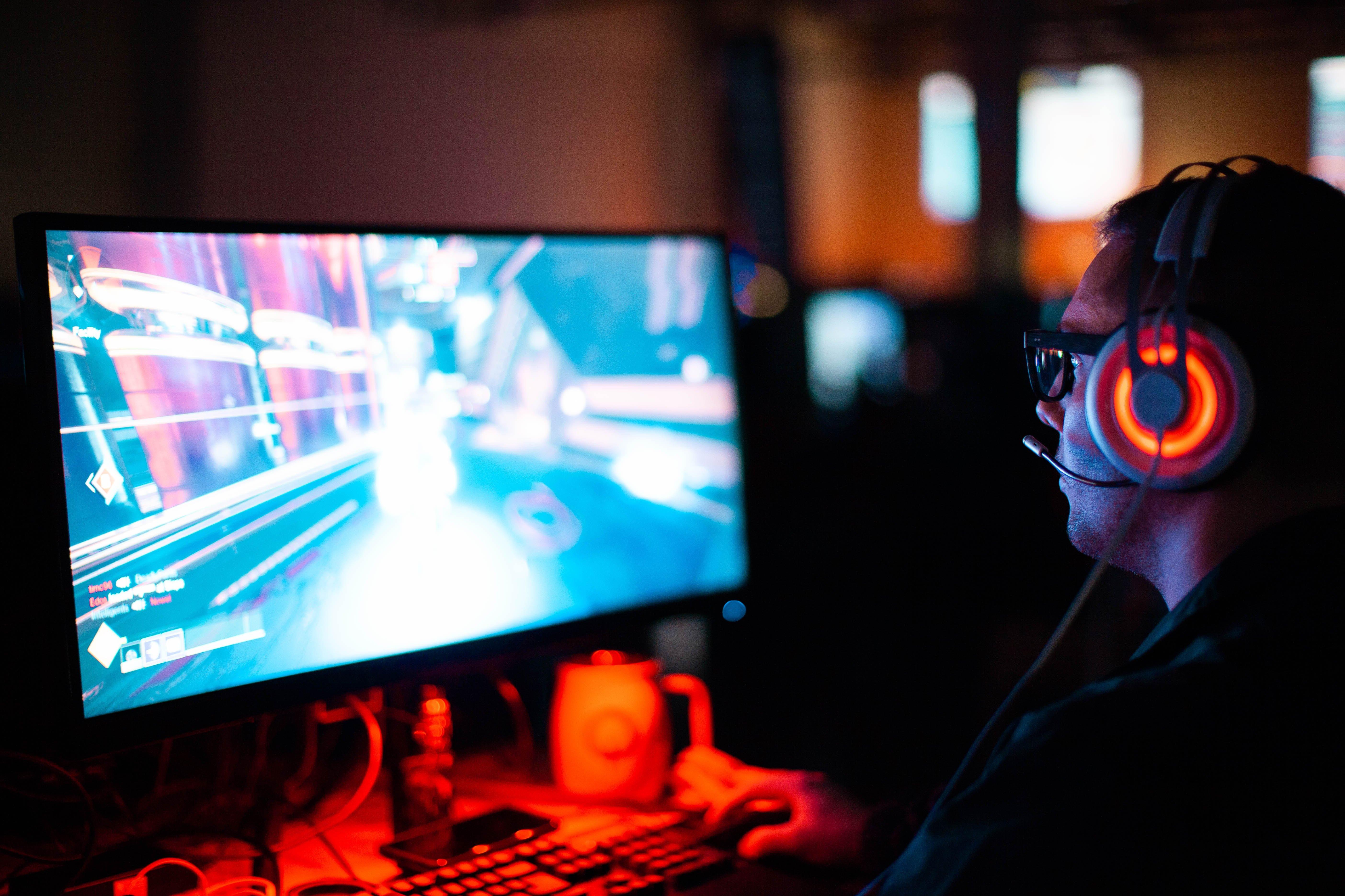 Spielend leicht erfolgreich sein - mit einer Gaming Webseite