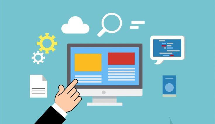 Webhosting bringt die Webseite preiswert ins Netz